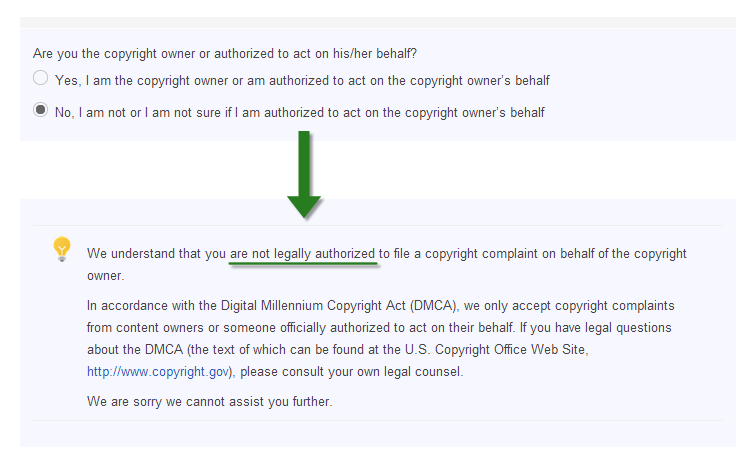 Dmca: How To File DMCA Takedown Notice