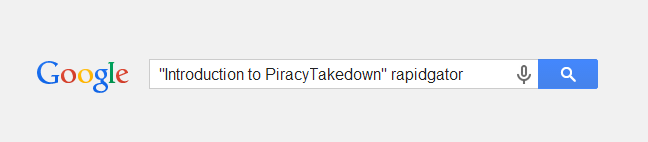How to find piracy